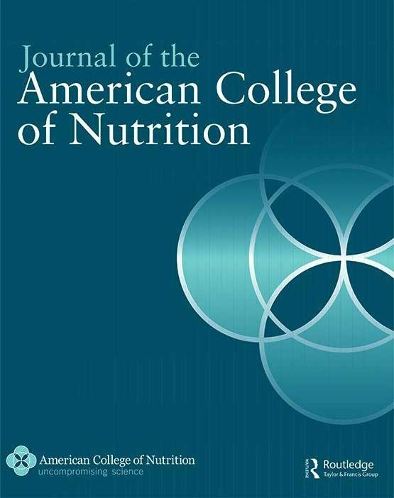 """L'Olio EVO Lupo nella rivista internazionale """"Journal of the American College of Nutrition"""""""